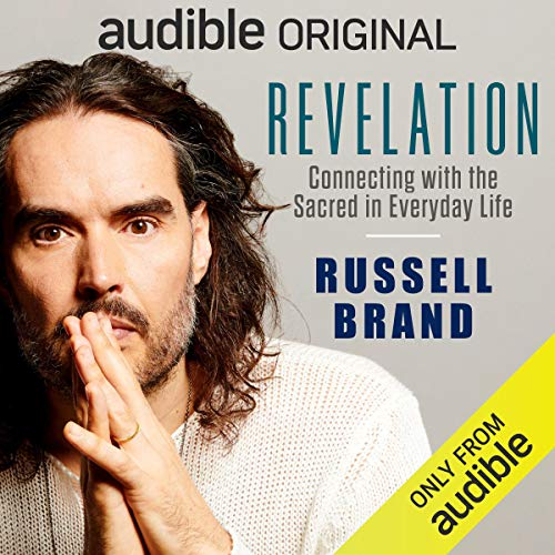 Revelation Audiobook By Russell Brand cover art