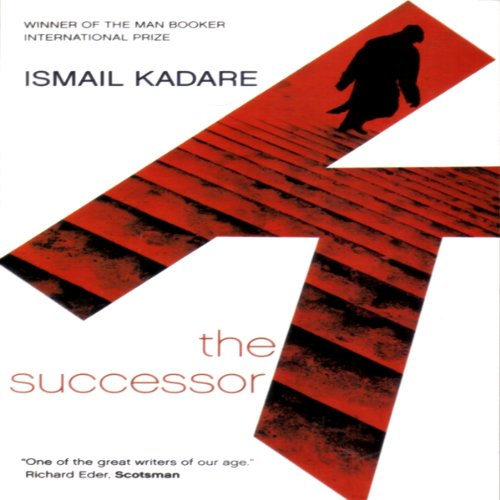 The Successor audiobook cover art
