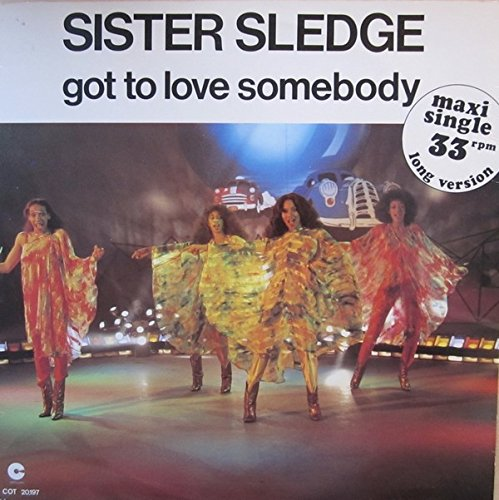 Got to love somebody / Good girl now / COT 20.197