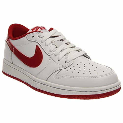 438282669479 NIKE  705329-101  AIR Jordan AJ 1 Retro Low OG Mens Sneakers AIR
