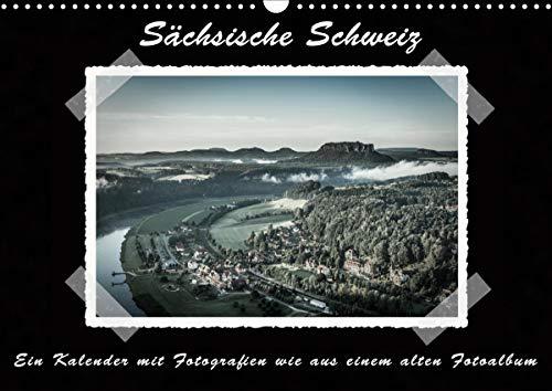 Sächsische Schweiz (Wandkalender 2021 DIN A3 quer)
