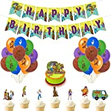 Scooby Doo Party Supplies - Scooby Doo Birthday Party Decorations...