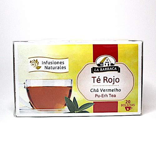 Té Rojo 20 Bolsitas de té.
