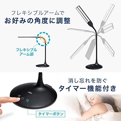 SANWASUPPLY(サンワサプライ)『LEDデスクライト(800-LED030)』