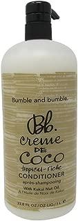 Bumble and Bumble Creme De Coco Conditioner, 33.8 Ounce