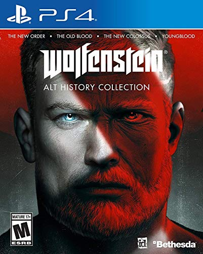 Wolfenstein: The Alternative History Collection (PS4, Xbox One) $29.99