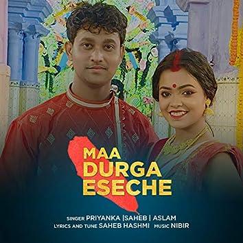 Maa Durga Eseche