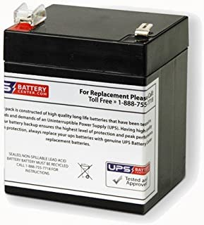 by UPSBatteryCenter CBB 6-DZM-20 12V 20Ah Replacement Battery with Insert Terminals