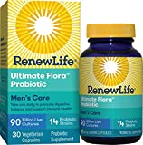Best Overall: Renew Life Adult Probiotic - Ultimate Flora Men's Care Probiotic Supplement Review