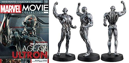 Eaglemoss Marvel Movie Collection Nº 13 Ultron