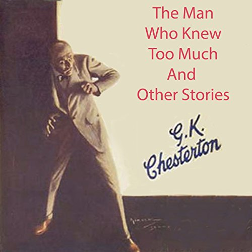 The Man Who Knew Too Much and Other Stories audiobook cover art