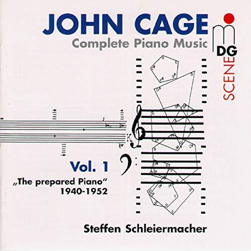 Klavierwerke Vol. 1 (The Prepared Piano 1940-1952)