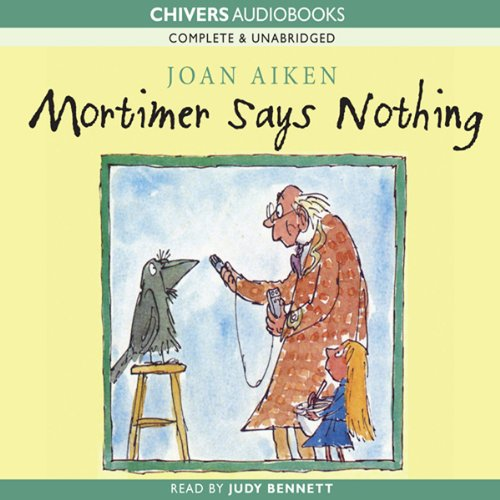Mortimer Says Nothing cover art