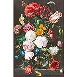 5D ダイヤモンドペインティングキット 大人 子供用 美しい花 フルドリル ダイヤモンド 刺繍 アートクラフト ホームウォールデコ