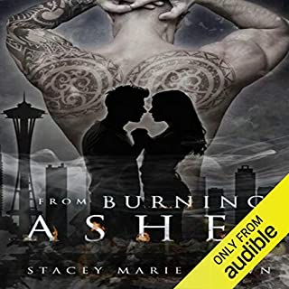From Burning Ashes audiobook cover art