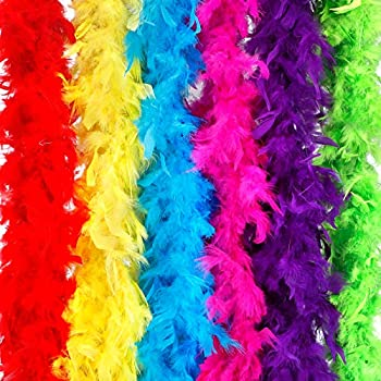 Best feathered boas Reviews