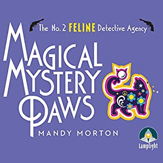 Magical Mystery Paws cover art