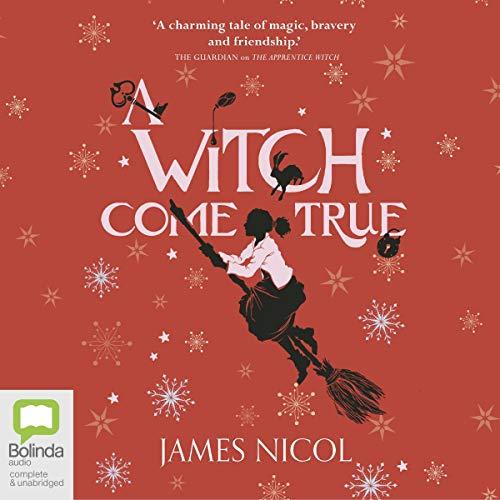 A Witch Come True cover art