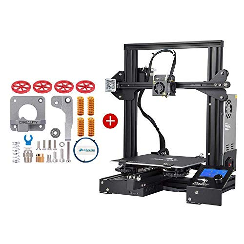 Creality Ender 3 3D Printer & All Metal Extruder Feeder Drive Kit