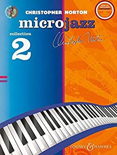 Microjazz Collection 2 for Piano CD with Performance and Accompaniment Tracks