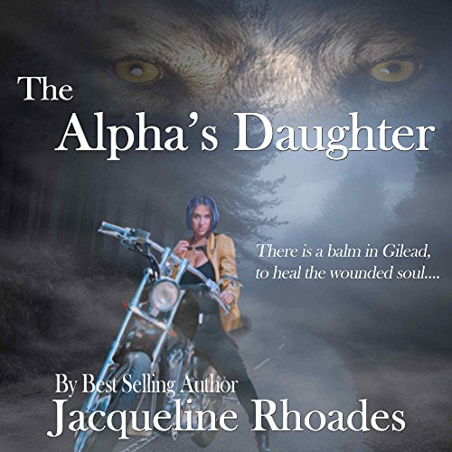 The Alpha's Daughter audiobook cover art