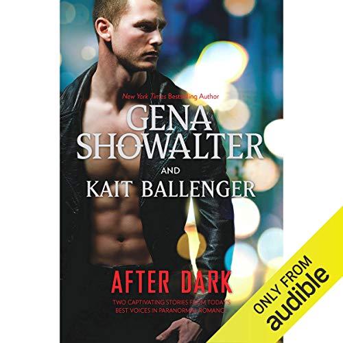 After Dark audiobook cover art