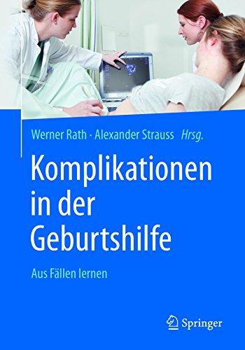 51mvy9mvFQL - Komplikationen in der Geburtshilfe: Aus Fällen lernen (German Edition)