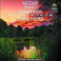 Clara Haskil Plays Mozart Piano Concertos