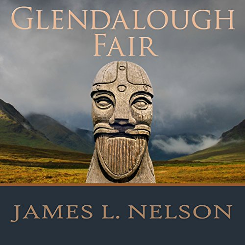 Glendalough Fair audiobook cover art