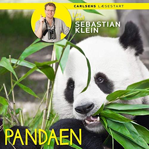 Læs med Sebastian Klein - Pandaen cover art