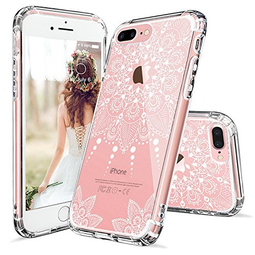 best service 65672 2691e Amazon.com: iPhone 7 Plus Case, iPhone 7 Plus Clear Case,MOSNOVO ...