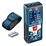 Bosch Professional Laser Entfernungsmesser GLM 50 C (Bluetooth-Datentransfer,...