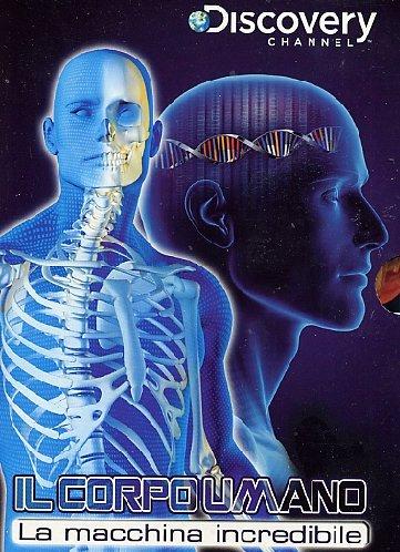 Il Corpo Umano La Macchina Perfetta (Box 2 Dvd)