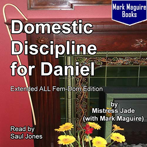 Domestic Discipline for Daniel  audiobook cover art