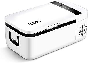 Iceco Ycd12G Kompresörlü Oto Buzdolabı, 12/24Volt, 12.8 Litre