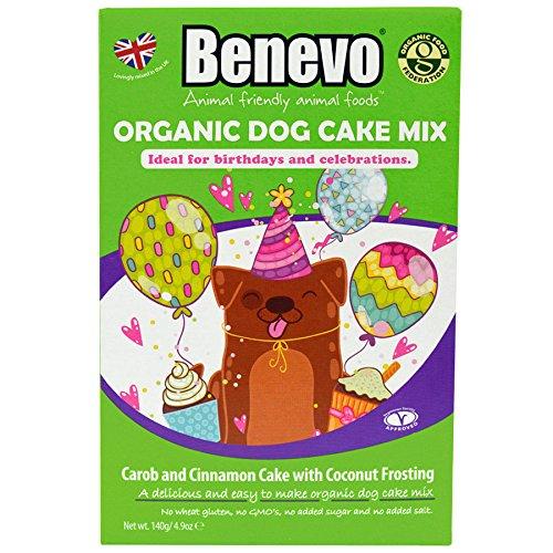 Benevo - Préparation bio pour gâteau pour chien*