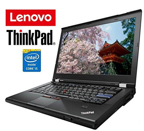 Lenovo - Notebook ThinkPad T420 - Core i5, 4Gb RAM, 320Gb HHD, 14'HD+ (1600x900) con BATTERIA NUOVA (Ricondizionato Certificato)