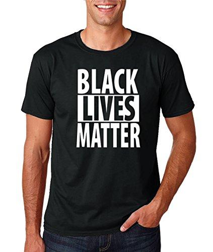 AW Fashions Black Lives Matter Movement- Camiseta para hombre de la protesta política por los derechos civiles