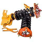 Front Coilovers Coilover for Nissan S13 240SX 89-90 200SX Europe/New Zealand Market 89-94 Shock Coil Struts PAR