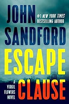 Escape Clause (A Virgil Flowers Novel Book 9) by [John Sandford]