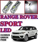 2 x LED Range Sport Xenon bianco LED luci laterali – Overfinch KAHN – Senza errori CANBUS – Aggiornamento LED bianco brillante – V6 V8 TDI