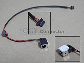 Gimax 1x New Power DC Jack with Cable Connector Socket fit for Acer Emachines eM250 eM350 KAV60 NAV51