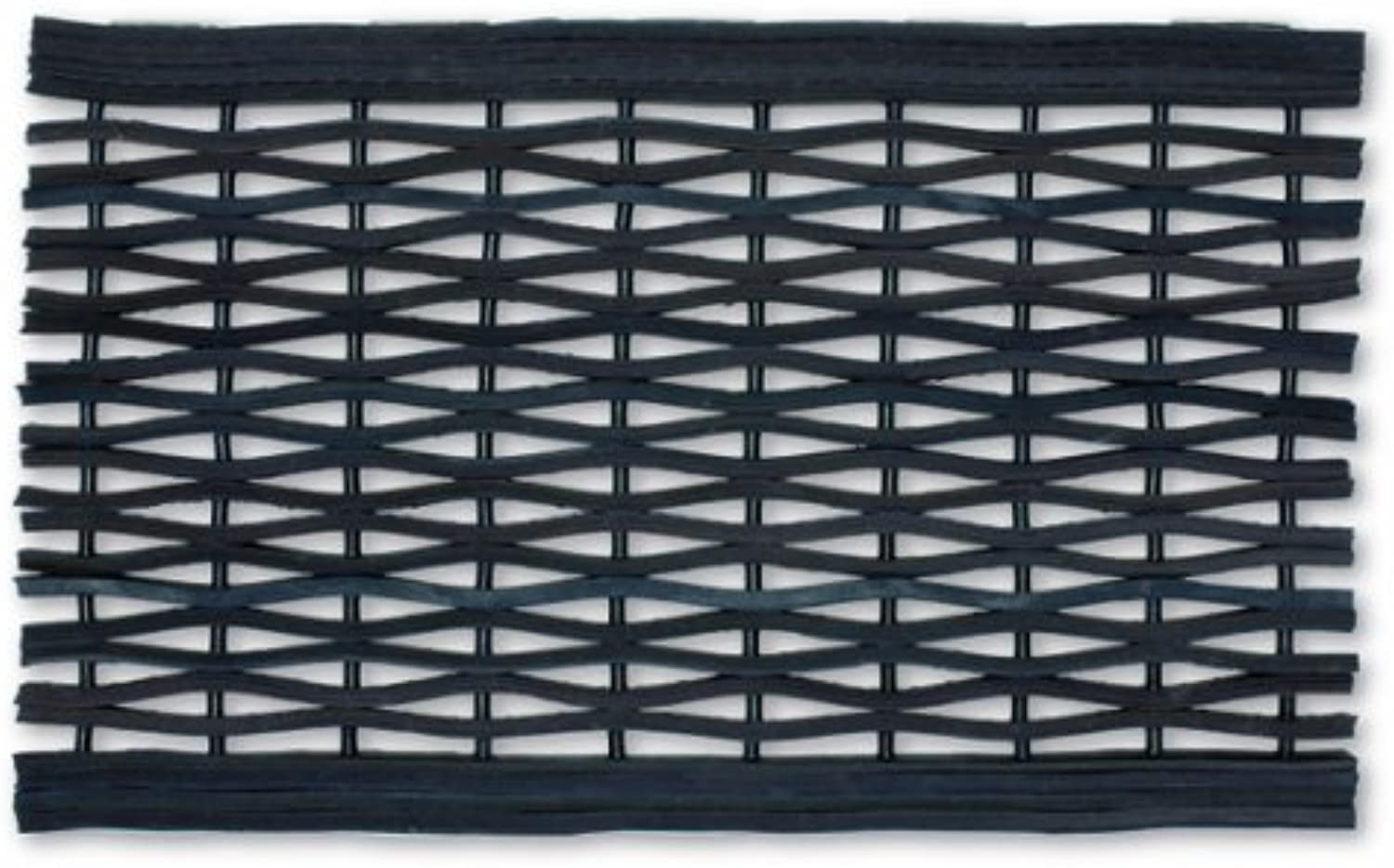 William Armes Dandy Link Mat from recycled tyres 60x35cm by Dandy