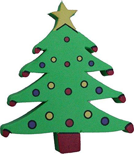 Antennenball Weihnachtsbaum + Gratis Aufstellfeder - Wobbler , Auto Antenne Ball Topper Weihnachten Baum