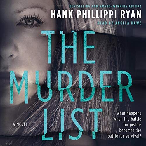 The Murder List audiobook cover art