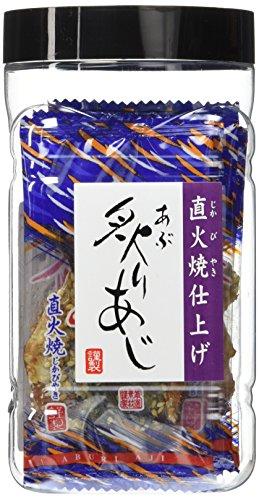 上野珍味 炙りあじピロ 52g