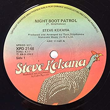 Night Boot Patrol
