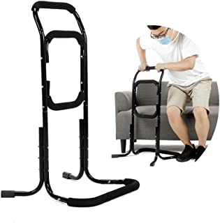 Seat Lift Assist Chair Lift Devices Bed Rails For Elderly Grab Bar For Bed Handicap Mobility Stand Assist For Lift Chair Couch Sofa Disabled Senior Support Handles Accessories Products Fall Protection