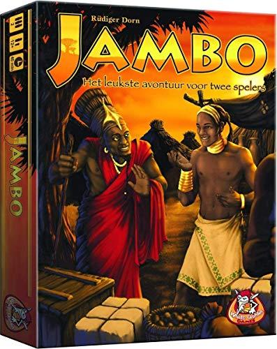White Gobline Games JAMBO: das lustigste Abenteuer für zwei Spieler