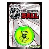 Franklin Sports NHL Hockey resplandor en la oscuridad pelota